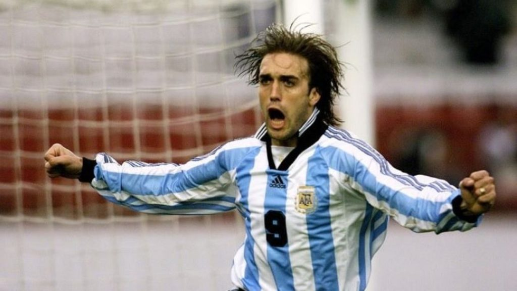 Gabriel-Batistuta - argentina