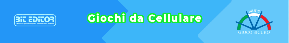 online casino 2021 - Giochi da Cellulare
