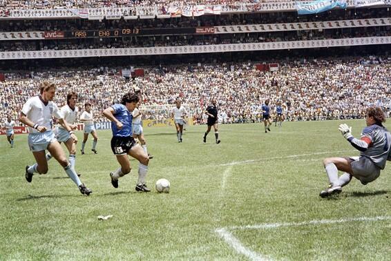 Diego Armando Maradona - Era un campione del mondo