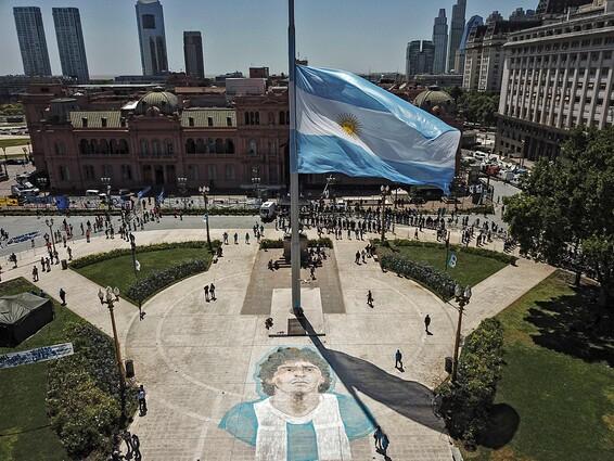 Diego Armando Maradona - Argentina