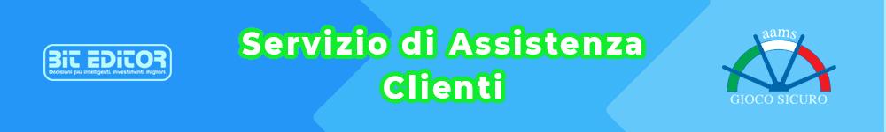 Casino online - Servizio di Assistenza Clienti