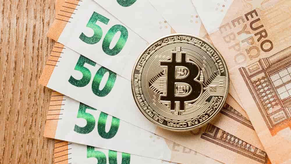 deposito bitcoin di broker di borsa online sta estraendo bitcoin meglio del trading