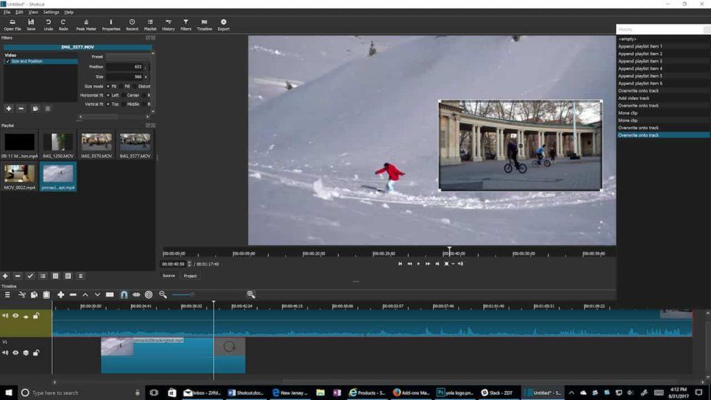 Panoramica completa dei migliori software per il video editing (a pagamento)