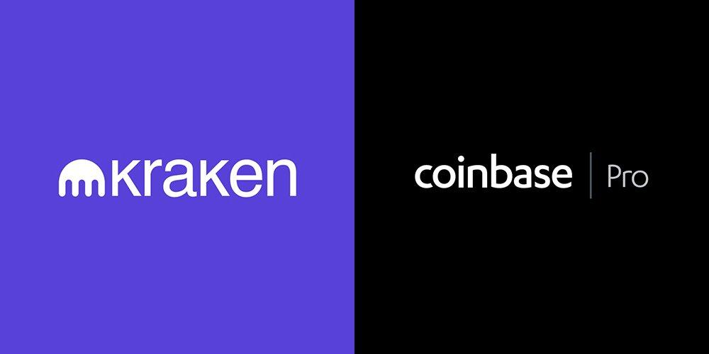 Kraken-vs-Coinbase-Pro