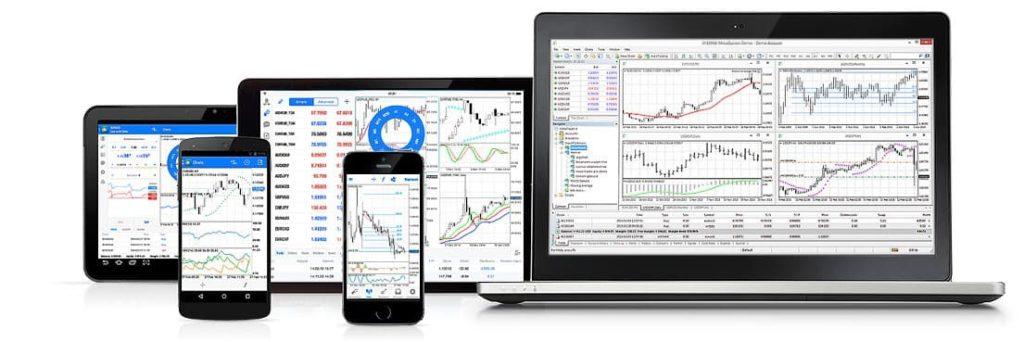 Trading online con MetaTrader 4